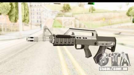 GTA 5 Hawk & Little Bullpup Rifle para GTA San Andreas