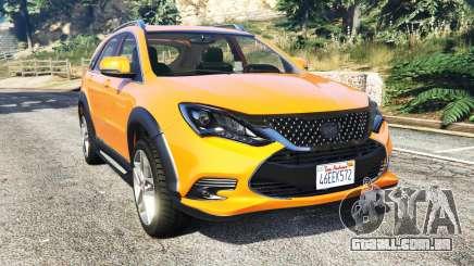 BYD Tang 2015 [add-on] para GTA 5