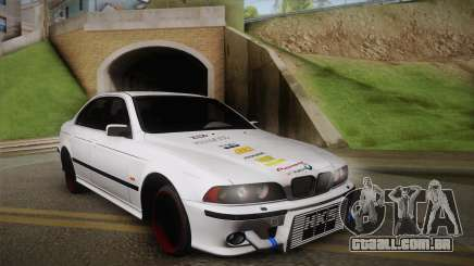BMW M5 E39 Turbo King para GTA San Andreas