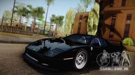Ferrari F40 (US-Spec) 1989 IVF para GTA San Andreas