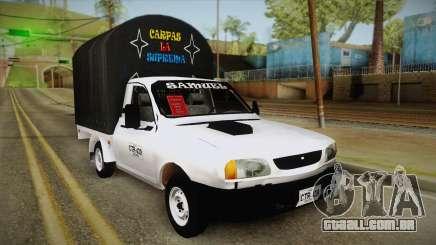 Dacia 1300 Drop Side para GTA San Andreas
