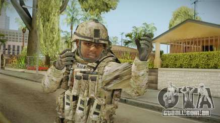 Multicam US Army 3 v2 para GTA San Andreas