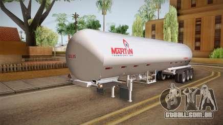 Trailer Americanos v3 para GTA San Andreas