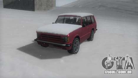Huntley Winter IVF para GTA San Andreas