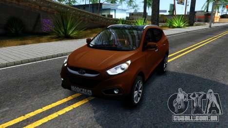 Hyundai ix35 Aze para GTA San Andreas