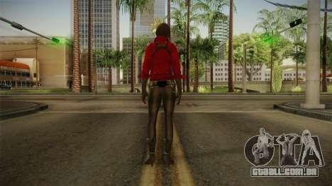Resident Evil 6 - Ada para GTA San Andreas terceira tela