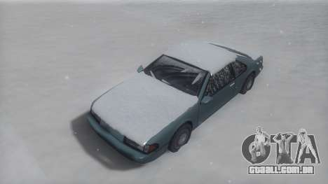 Fortune Winter IVF para GTA San Andreas