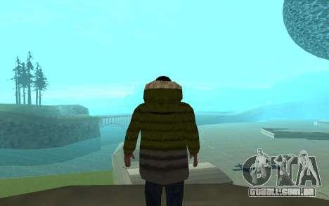 Los Santos Vagos para GTA San Andreas terceira tela