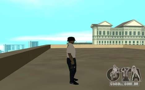 Varios Los Aztecas para GTA San Andreas segunda tela