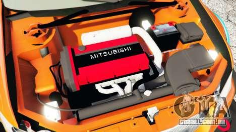 Mitsubishi Lancer Evolution IX Stormtrooper [r] para GTA 5