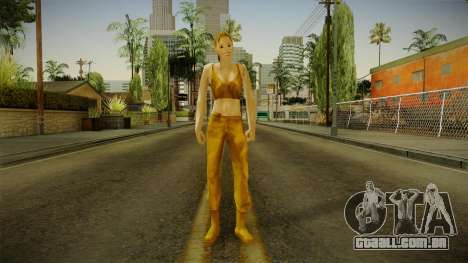 Vikki of Army Men: Serges Heroes 2 DC v1 para GTA San Andreas