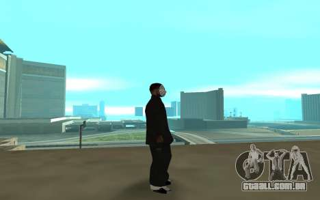 Grove Street Families para GTA San Andreas segunda tela