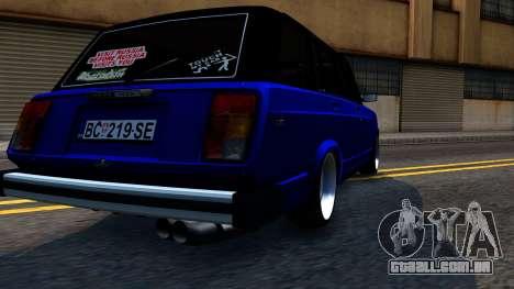 Lada 2104 S Kombi para GTA San Andreas