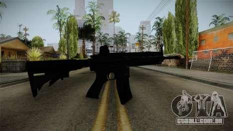 HK416 v1 para GTA San Andreas segunda tela