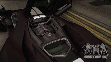 Ford GT 2017 Heritage Edition para GTA San Andreas