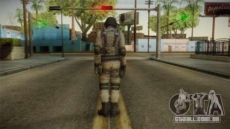 Resident Evil ORC - USS v3 para GTA San Andreas terceira tela