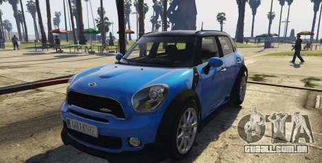 Mini Countryman para GTA 5