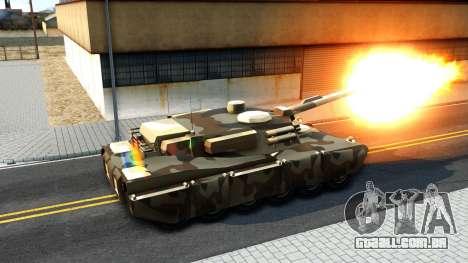 Rhino GTA V para GTA San Andreas