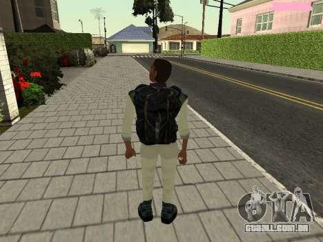 Lance Vance (Neguinha) para GTA San Andreas terceira tela