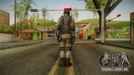 Resident Evil ORC - USS v2 para GTA San Andreas terceira tela