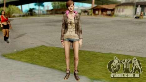 Resident Evil Revelations 2 - Moira Burton para GTA San Andreas