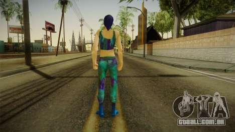 Vikki of Army Men: Serges Heroes 2 DC v2 para GTA San Andreas