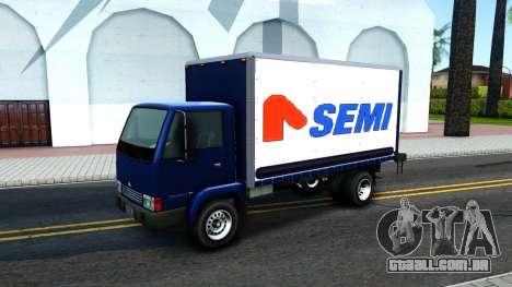 GTA IV Maibatsu Mule with GTA SA Ads para GTA San Andreas vista direita