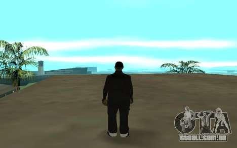 Grove Street Families para GTA San Andreas terceira tela