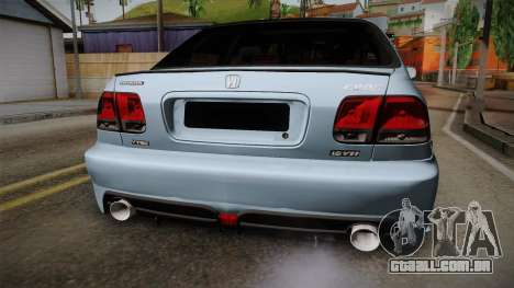 Honda Civic Turbo para GTA San Andreas
