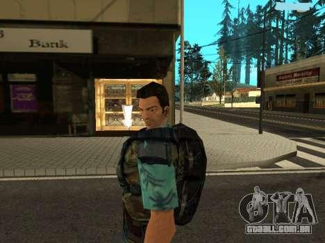 Tommy Vercetti Stalker para GTA San Andreas terceira tela