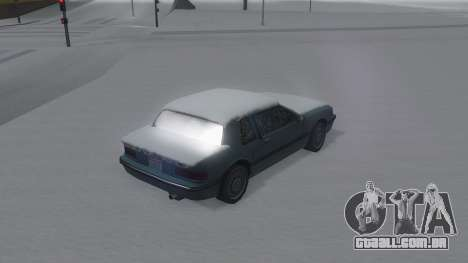Bravura Winter IVF para GTA San Andreas