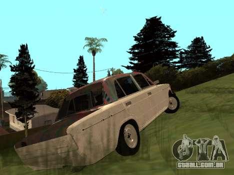 VAZ 2101 (06) de Garagem 54 para GTA San Andreas