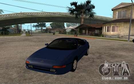 Toyota MR2 GT para GTA San Andreas