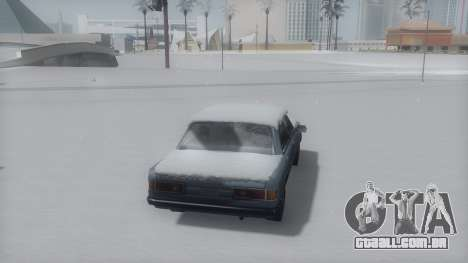 Admiral Winter IVF para GTA San Andreas