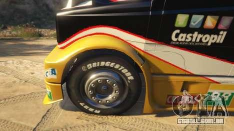 Ftruck Mercedes L Series v2