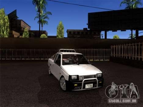 VAZ 1111 Cruz para GTA San Andreas