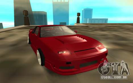 Nissan Onivea para GTA San Andreas