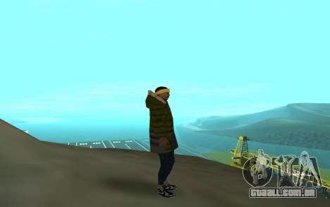 Los Santos Vagos para GTA San Andreas segunda tela