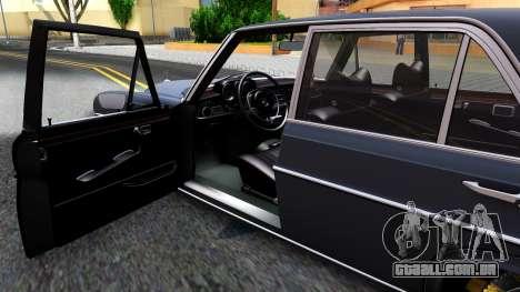 Mercedes-Benz 300SEL 6.3 para GTA San Andreas