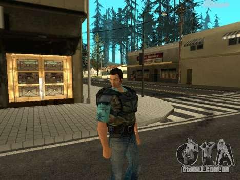 Tommy Vercetti Stalker para GTA San Andreas segunda tela