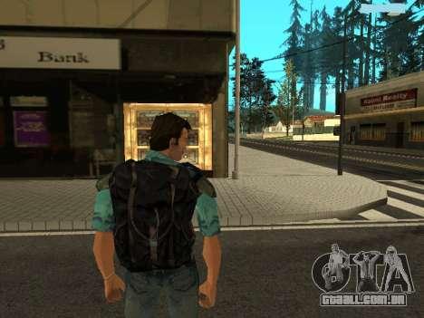 Tommy Vercetti Stalker para GTA San Andreas por diante tela
