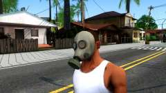 Gas Mask From Call of Duty Modern Warfare 2