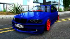 BMW E46 Touring Facelift