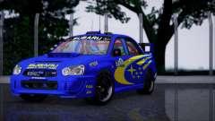 Subaru Impreza WRX STI WRC Rally 2005