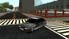 2109 versão de Inverno para GTA San Andreas