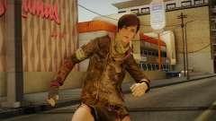 RE Revelations 2 - Moira Burton Survivor para GTA San Andreas