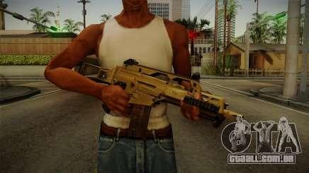 HK G36C v4 para GTA San Andreas