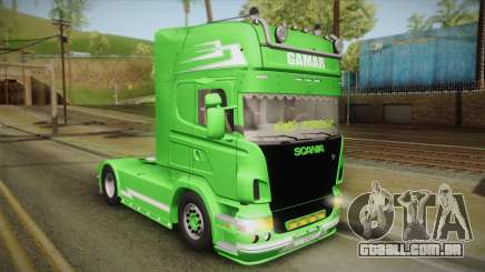 Scania Old School para GTA San Andreas