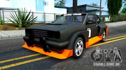 Rally Club para GTA San Andreas
