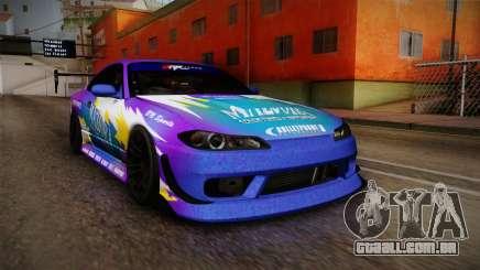 Nissan Silvia S15 BN-Sports para GTA San Andreas